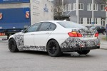 News! First White 2012 BMW M5 spotted! Road Test TV