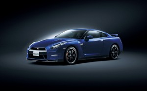 2013 Nissan GT-R Front