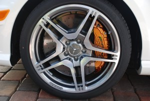 2012 Mercedes Benz E63 BiTurbo Carbon Ceramic Brakes