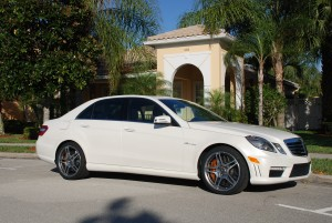 2012 Mercedes Benz E63 BiTurbo