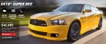 2012 Dodge Charger SRT8 'Super Bee' - A Super bargain?