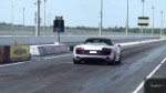 Drag Race Video! 2012 Audi R8 Spyder V10 R-Tronic vs. Modded C6 Corvette - Road Test TV
