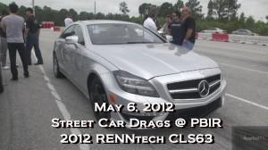 2012 RENNtech CLS63