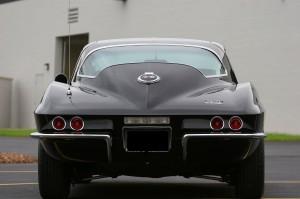 1967_Corvette_Stingray_427_Coupe_Rear