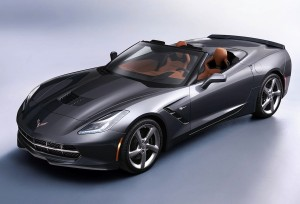 2014 Chevrolet Corvette Stingray Convertible 1