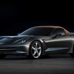 2014 Chevrolet Corvette Stingray Convertible 3
