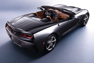 2014 Chevrolet Corvette Stingray Convertible 6