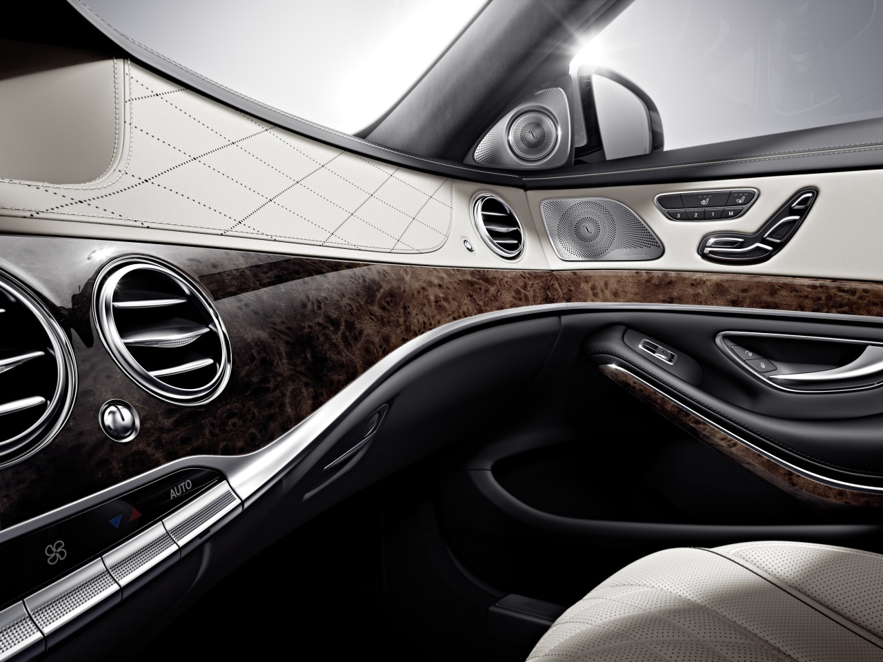 2014 Mercedes Benz S Class Interior Teaser 1 Roadtest Tv