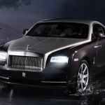 2014 Rolls Royce Wraith Front