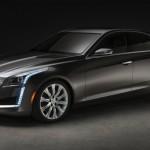 2014 Cadillac CTS 2