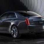 2014 Cadillac CTS 7