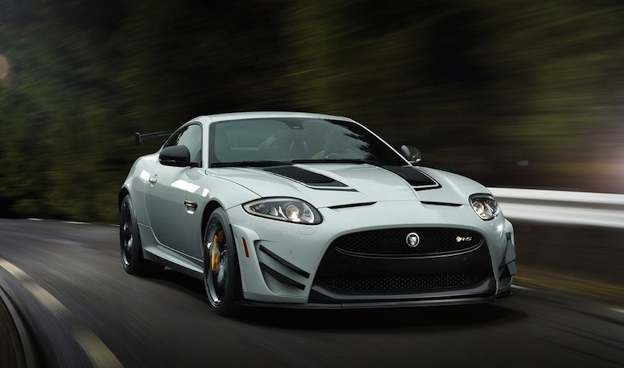 Jaguar XKR-S GT 1