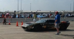 Hennessey Ford GT breaks Texas Mile record 2