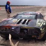 Hennessey Ford GT breaks Texas Mile record 3