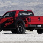 Shelby tunes 2013 Ford F-150 SVT Raptor 06