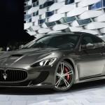 2014 Maserati GranTurismo MC Stradale 1