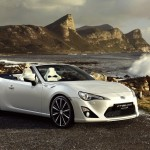 Toyota FT 86 Open Concept Front 7/8 View