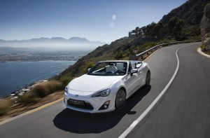 Toyota FT 86 Open Concept Action View