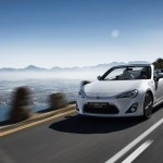Toyota FT 86 Open Concept Action