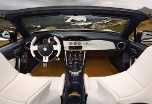 Toyota FT 86 Open Interior