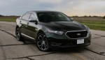 Hennessey Ford Taurus SHO 01