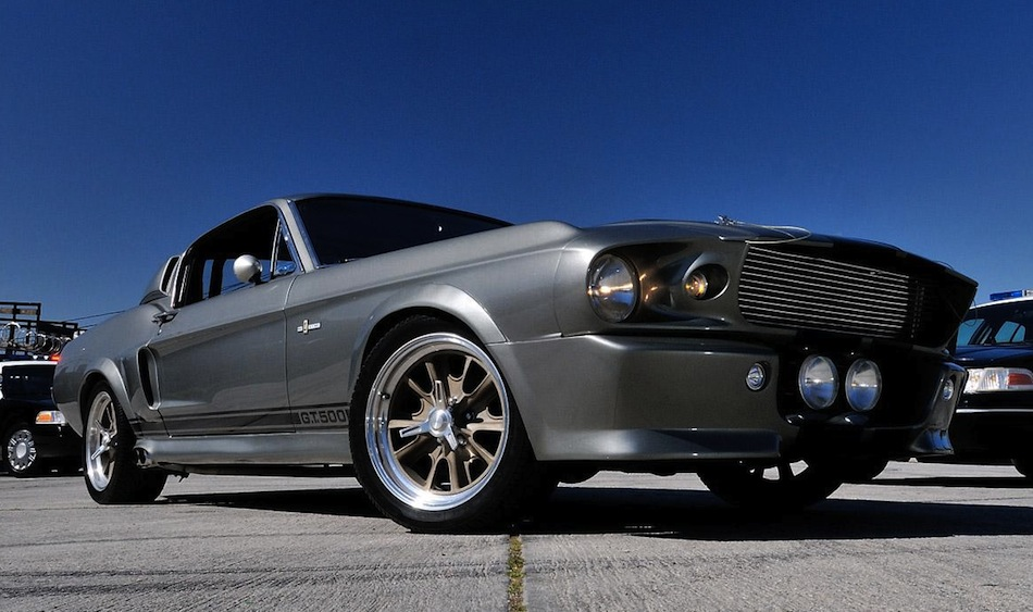 Ford Mustang Shelby Gt500 Eleanor 1967 Occasion