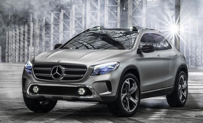 Mercedes Benz Gla Concept 02