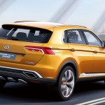 Volkswagen CrossBlue Coupe Concept 02