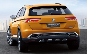 Volkswagen CrossBlue Coupe Concept 03