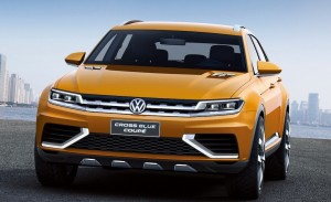 Volkswagen CrossBlue Coupe Concept 04