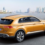 Volkswagen CrossBlue Coupe Concept 05