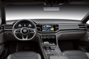 Volkswagen CrossBlue Coupe Concept 09