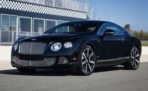 2014 Bentley Continental GT W12 Le Mans Edition 02