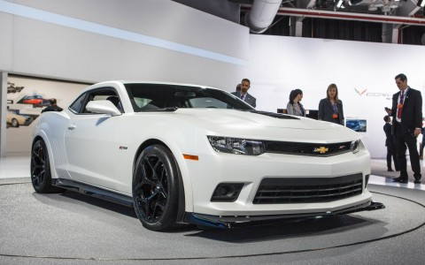 2014 Camaro Z28 - Photo Credit: MotorTrend