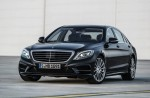 2014 Mercedes-Benz S Class officially makes its debut
