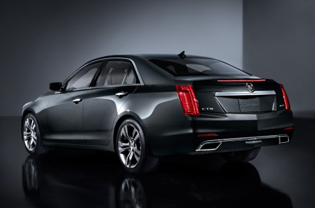 2014 Cadillac CTS -V Photo Credit: Cadillac