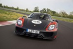 Porsche 918 Spyder Official Specifications Released