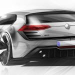 Volkswagen Design Vision GTI 02