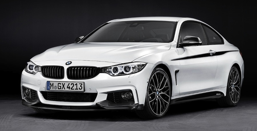 BMW 4 Series Coupe M Performance Package 01