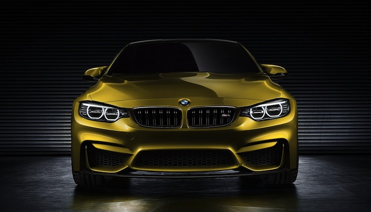 BMW M4 Coupe Concept 04