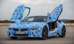 BMW i8 Details Released, Will Take on the Porsche 911