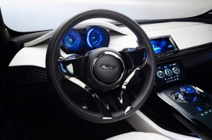 Jaguar CX17 Concept 12