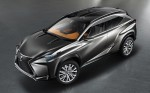 Lexus Gets Ready to Compete in Compact Crossover Segment