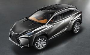 Lexus LF-NX Concept 02