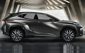 Lexus LF-NX Concept 04