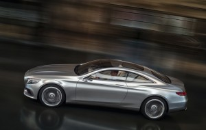 Mercedes-Benz S-Class Coupe Concept 01