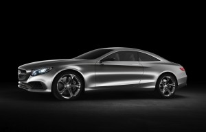 Mercedes-Benz S-Class Coupe Concept 03