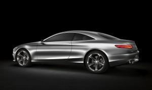 Mercedes-Benz S-Class Coupe Concept 04