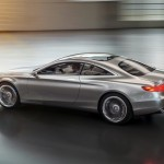 Mercedes-Benz S-Class Coupe Concept 07
