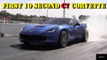 Hot News !!!  Video of World's First 2014 C7 Corvette to Run a 10 second 1/4 Mile – Road Test TV